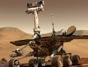 Opportunity Rover Mars